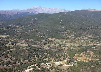 Campamento inglés en Sierra de Gredos