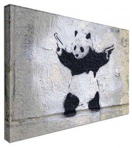 Panda: Eats, shoots and leaves