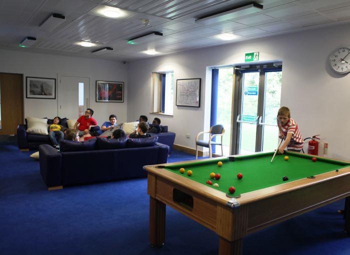 La residencia para Whitgift Summer School