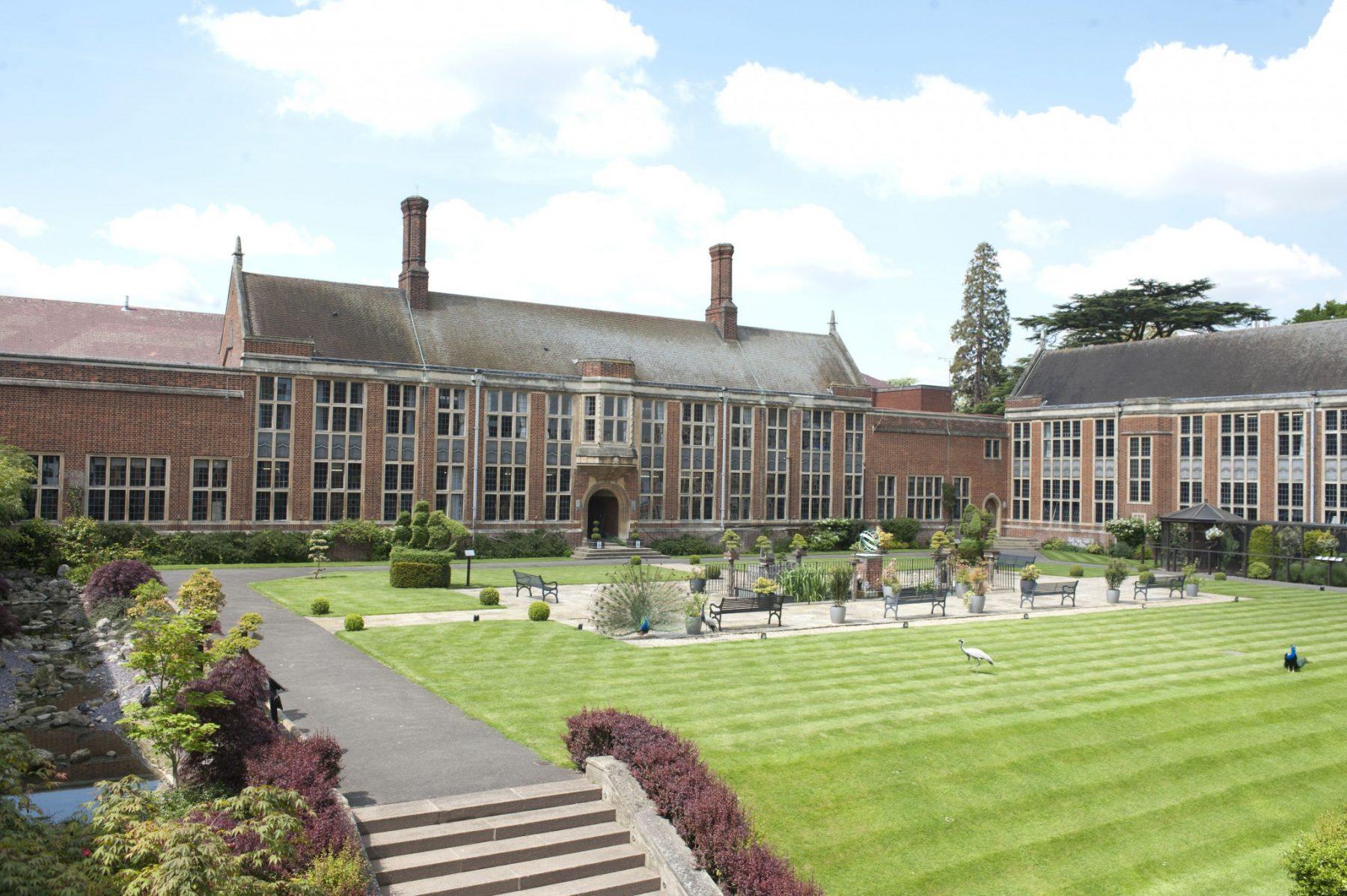 Whitgift Summer School - Campamento inglés cerca de Londres, Inglaterra